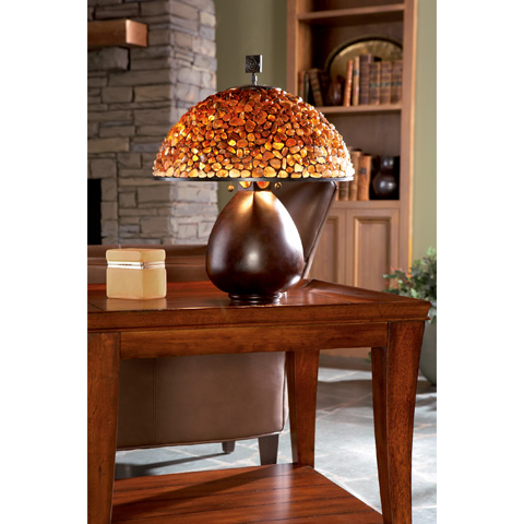 Quoizel - Pomez Table Lamp - TF6825CN