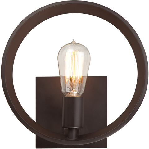 Quoizel - Uptown Theater Row Wall Sconce - UPTR8701WT