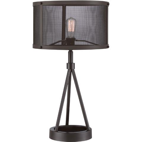 Quoizel - Union Station Table Lamp - UST6127WT