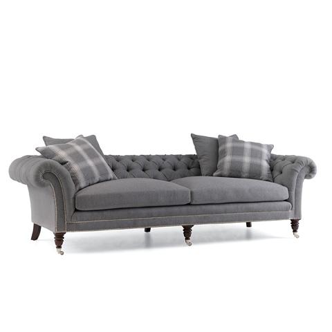 Ralph Lauren by EJ Victor - Brook Street Tufted Sofa - 751-01