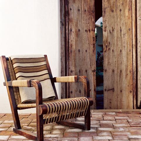 Ralph Lauren by EJ Victor - Joshua Tree Lounge Chair - 1104-29