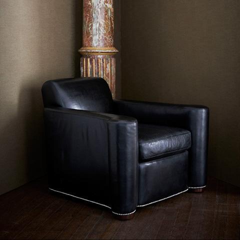 Ralph Lauren by EJ Victor - Brook Street Club Chair - 762-03