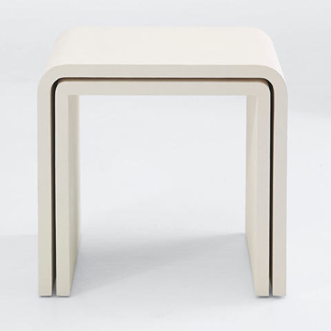 Ralph Lauren by EJ Victor - One Fifth Waterfall End Tables - 8304-41