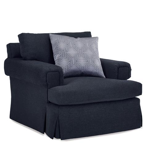 Ralph Lauren by EJ Victor - Penthouse Suite Club Chair - 35001-03