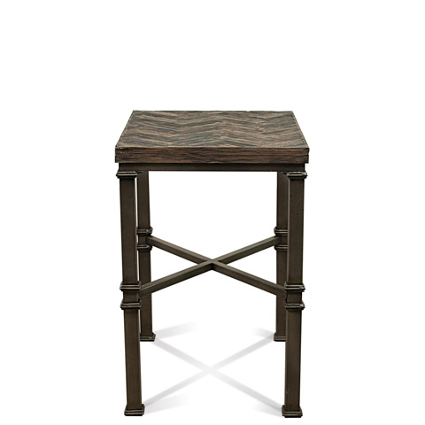 Riverside Furniture - Chairside Table - 22212
