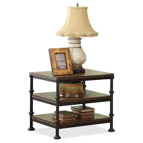 Riverside Furniture - Rectangular Side Table - 23709