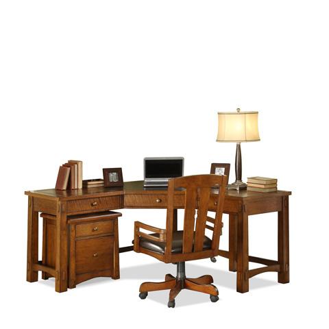 Riverside Furniture - Corner Desk - 2930
