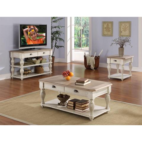 Riverside Furniture - Rectangular Coffee Table - 32502