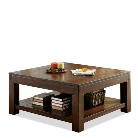 Riverside Furniture - Square Coffee Table - 33503