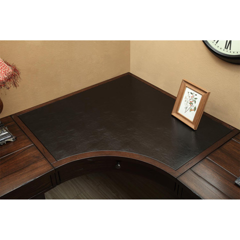 Riverside Furniture - Curved Corner Desk - 33524