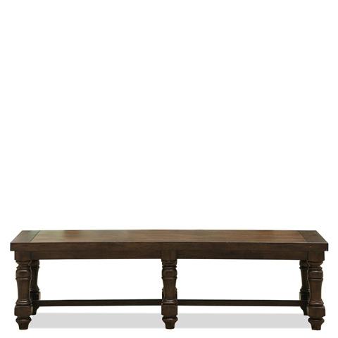 Riverside Furniture - Bench - 37458