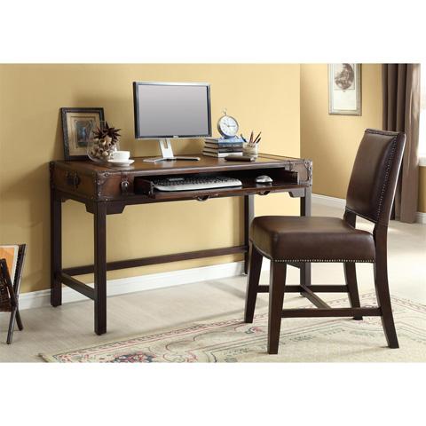 Riverside Furniture - Suitcase Writing Desk - 38732