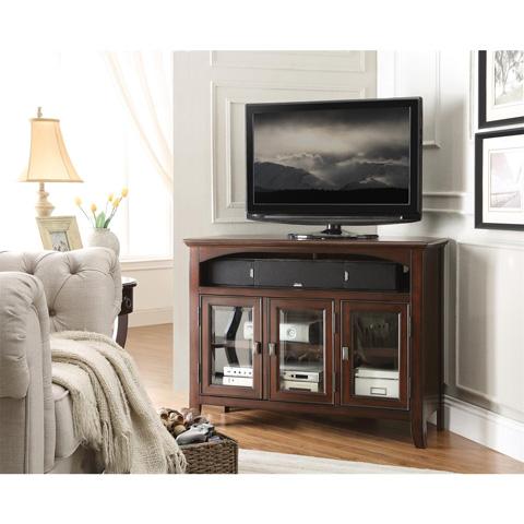 Riverside Furniture - Corner TV Console - 65341