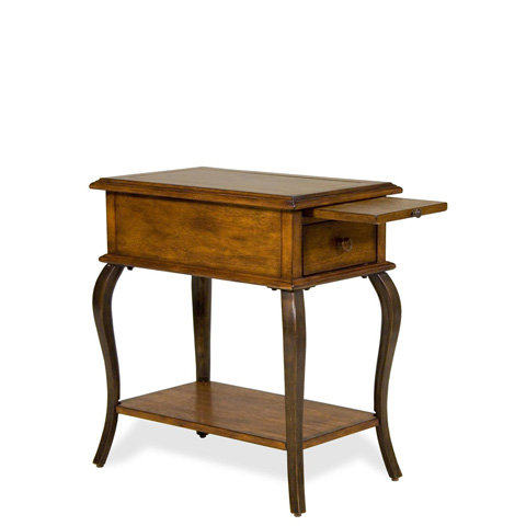 Riverside Furniture - Chairside Table - 72011