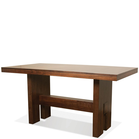 Riverside Furniture - Gathering Height Dining Table - 98852