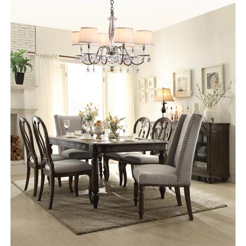 Riverside Furniture - Queen Ann Upholstered Side Chair - 15954