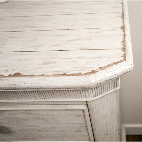 Riverside Furniture - Arch Mirror - 21261