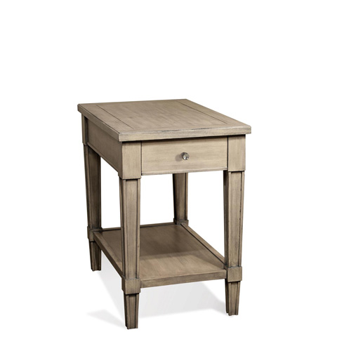 Riverside Furniture - Chairside Table - 15511