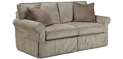 Rowe Furniture - Nantucket Two Cushion Sofa - A910R-000