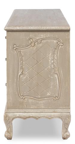 Sarreid Ltd. - Elegant French Classic Chest Of Drawers - 29933