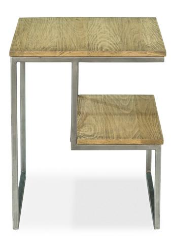 Sarreid Ltd. - Two Tier Side Table - 30408