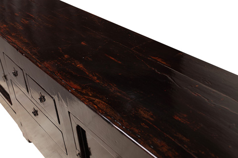 Sarreid Ltd. - Cabinet with Two Doors - SA-633