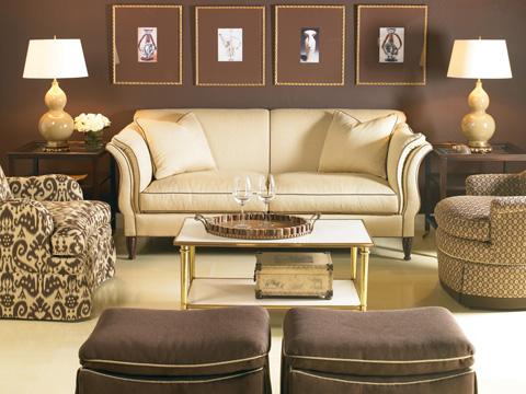 Sherrill Furniture Company - Sofa - DC53
