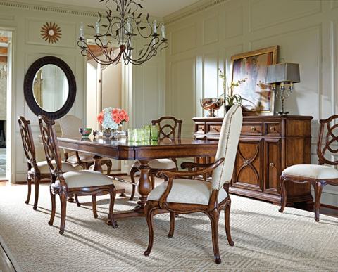 Stanley Furniture - Tuileries Side Chair - 222-61-60
