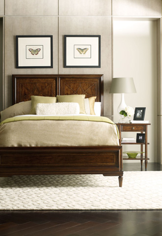 Stanley - Portfolio - Tranquil Wood Queen Bed - 264-13-40