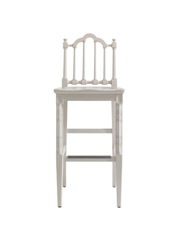 Stanley Furniture - Chippendale Ropemakers Barstool - 302-21-73