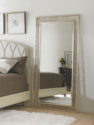 Stanley Furniture - Palm Canyon Floor Mirror - 436-43-34