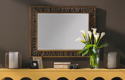 Stanley Furniture - Palm Canyon Rectangular Mirror - 436-53-30