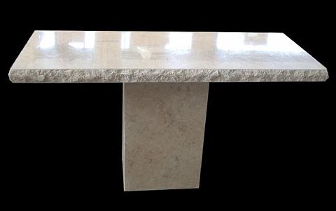 Stone International - Rectangular Console Table - 5075