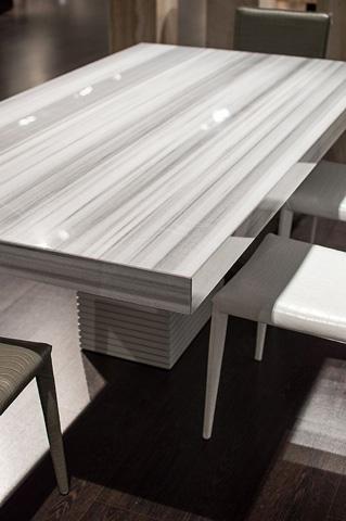 Stone International - Dining Table - 8046