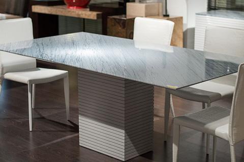 Stone International - Dining Table - 8306/L