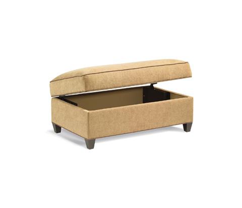 Taylor King Fine Furniture - Laguna Storage Ottoman - K534SO