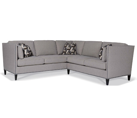 Taylor King Fine Furniture - Beekman Sectional - K8433