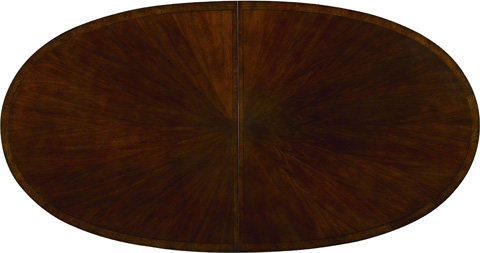 Thomasville Furniture - Oval Dining Table - 82221-751