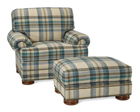 Thomasville Furniture - Ashby Ottoman - 1459-16
