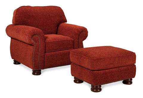 Thomasville Furniture - Benjamin Ottoman - 1461-16