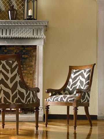 Thomasville Furniture - Hemingway Arm Chair - 1650-882