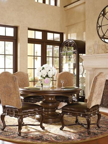 Thomasville Furniture - Elba Round Dining Table - 43622-735