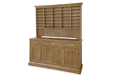 Universal Furniture - Moderne Muse Sideboard with Sommelier's Hutch - 414679HC
