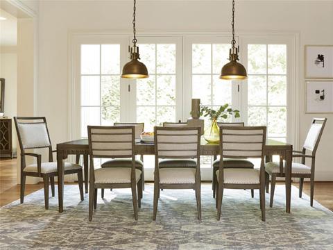 Universal Furniture - Playlist Dining Arm Chair - 507635-RTA