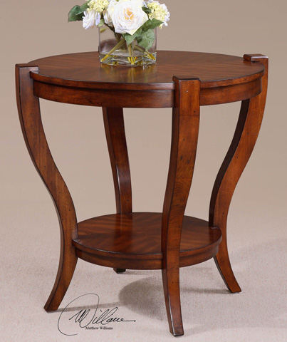 Uttermost Company - Bergman End Table - 24142