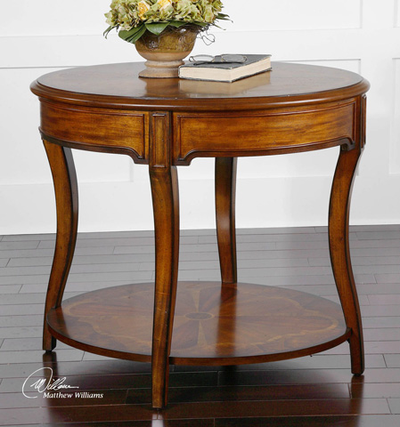 Uttermost Company - Corianne Lamp Table - 24231