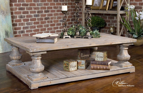 Uttermost Company - Stratford Cocktail Table - 24251
