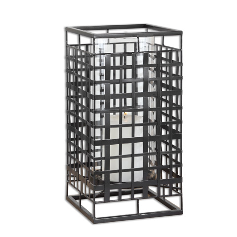 Uttermost Company - Caged In Candleholder - 19973