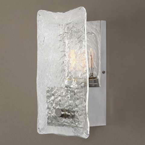 Uttermost Company - Cheminee Sconce - 22498