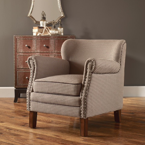 Uttermost Company - Tinsley Club Chair - 23205